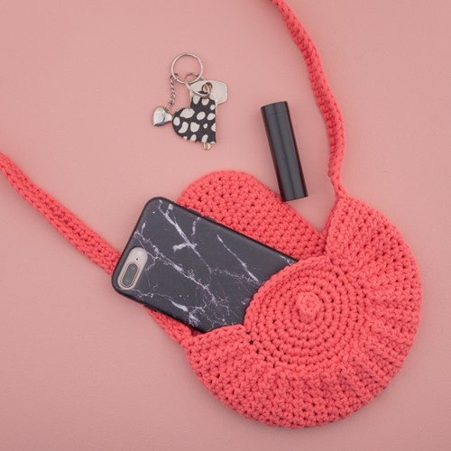 Häkelanleitung Yarn and Colors Petit Purse