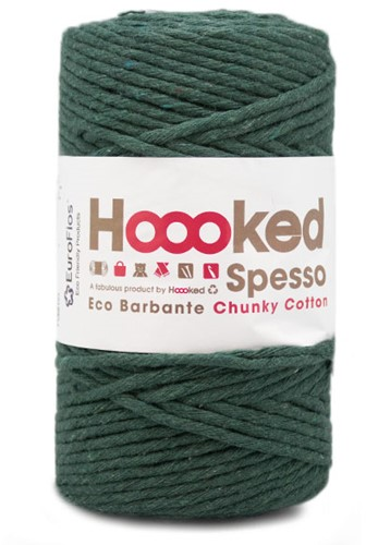 Hoooked Spesso Chunky Cotton 804 Pine