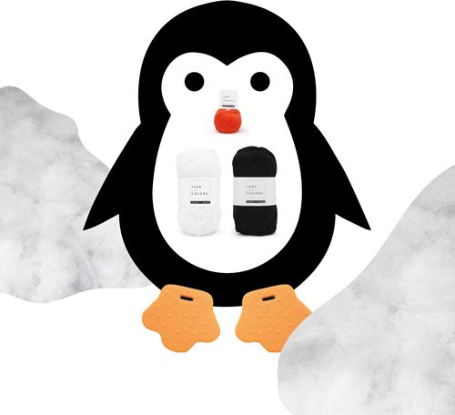 Pinguin Garnpaket