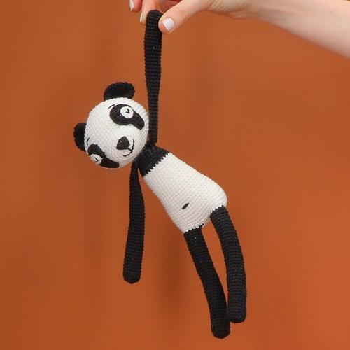 Yarn and Colors Pip Panda Häkelpaket
