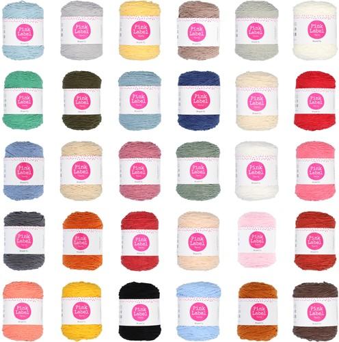 Pink Label Mixed Up Alle Farben Paket