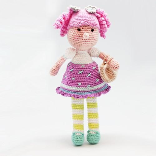 Puppe Saar Häkelpaket