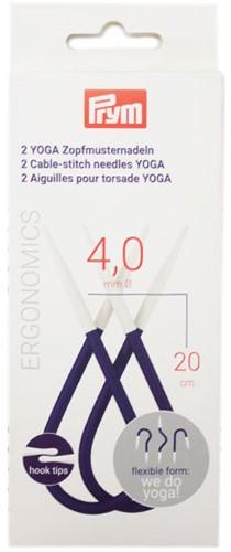 Prym Yoga Zopfnadeln 4mm