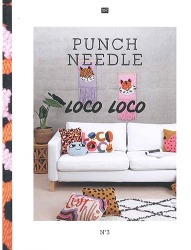 Rico Punch Needle No. 3 Loco Loco