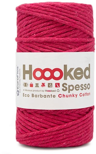 Hoooked Spesso Chunky Cotton 550 Punch