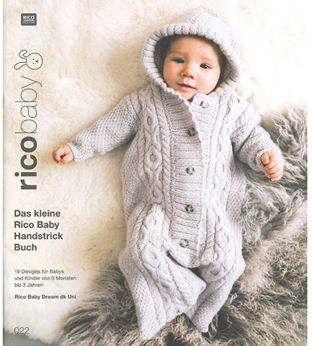 Rico No.22 Baby Strickbuch
