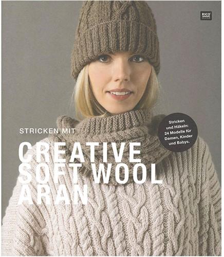 Rico Creative Soft Wool Aran Magazin