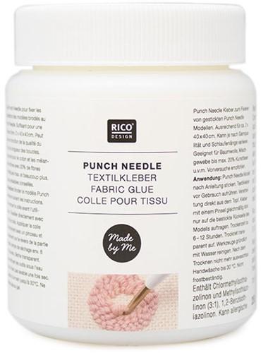 Rico Punch Needle Textilkleber 250ml