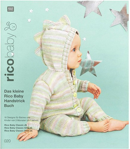 Rico No. 20 Baby Strickbuch