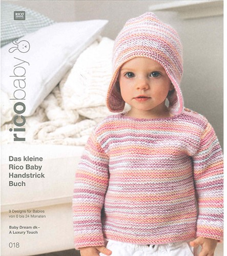 Rico No.18 Baby Strickbuch