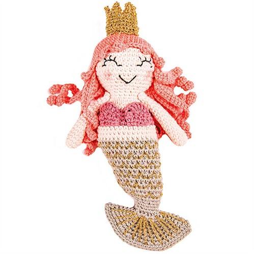 Ricorumi Mermaids Häkelpaket Girl Mermaid