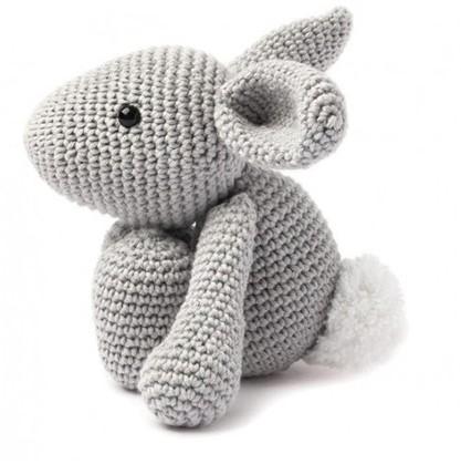 Ricorumi Puppies Bunny Crochet Kit