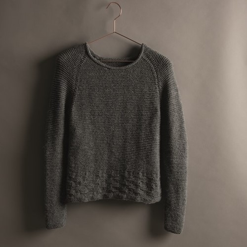 Creative Soft Wool Aran Damenpullover Strickpaket 1 42/46