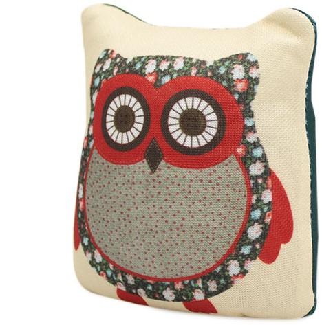Sew Easy Nadelkissen Owl Green