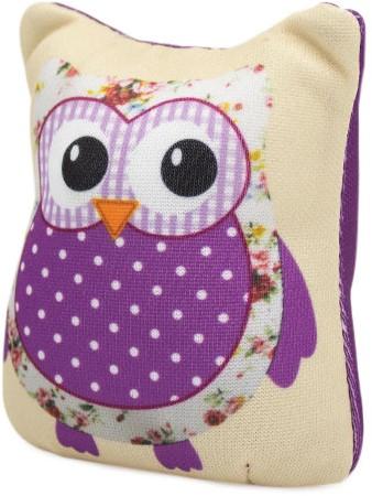 Sew Easy Nadelkissen Owl Purple
