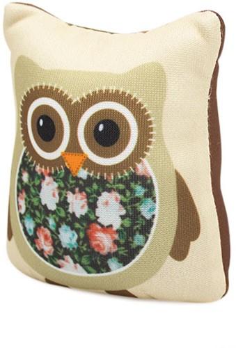 Sew Easy Nadelkissen Owl Brown