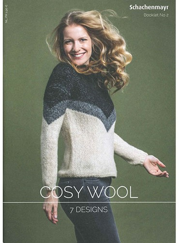 Schachenmayr Booklet No.2 Cosy Wool 2019
