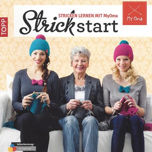 Strick-Start