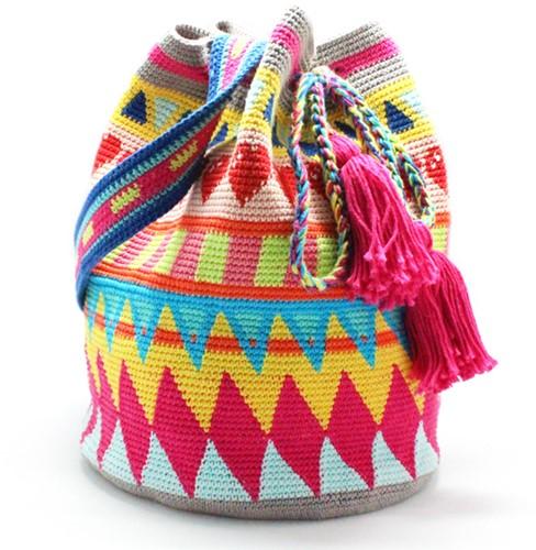 Tapestry Tasche Häkelpaket 1 Color
