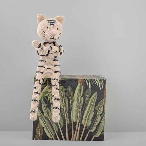 Häkelanleitung Yarn and Colors Tess Tiger