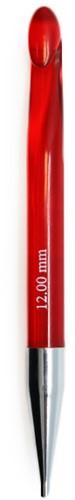 KnitPro Trendz Tunesische Häkelnadel austauschbar 12.0mm