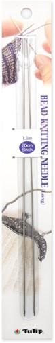 Tulip Bead Stricknadeln (lang) 20cm 1,3mm