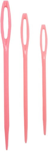 Tulip Plastik Wollnadeln Set