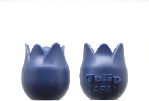 Tulip Spitzenschoner Groß 4-6.5mm 1 Navy