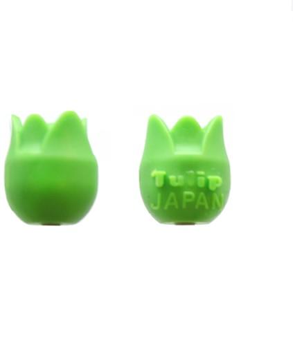Tulip Spitzenschoner Klein 2-4.5mm 3 Grün