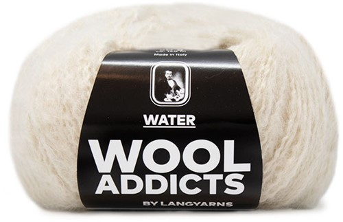 Wooladdicts Holy Grey Pullover Strickpaket 1 S/M
