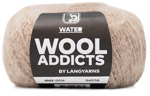 Wooladdicts Holy Grey Pullover Strickpaket 2 S/M
