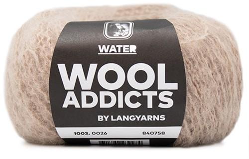 Wooladdicts Mallow Mood Jacke Strickpaket 2 L/XL