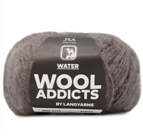 Wooladdicts Smoky Quartz Pullover Strickpaket 3 S/M
