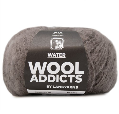 Wooladdicts Holy Grey Pullover Strickpaket 3 S/M