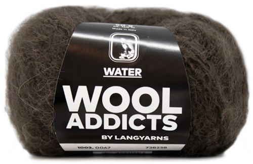 Wooladdicts Holy Grey Pullover Strickpaket 4 L/XL