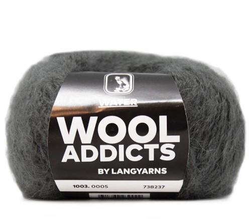 Wooladdicts Smoky Quartz Pullover Strickpaket 6 L/XL