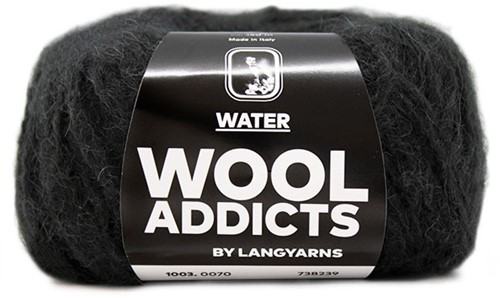 Wooladdicts Holy Grey Pullover Strickpaket 7 S/M