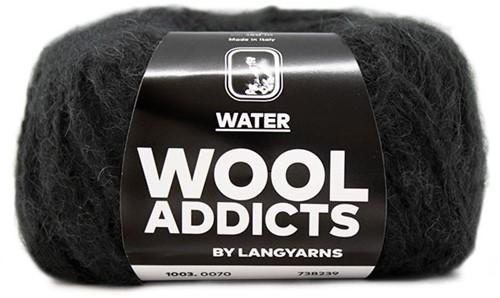 Wooladdicts Smoky Quartz Pullover Strickpaket 7 L/XL