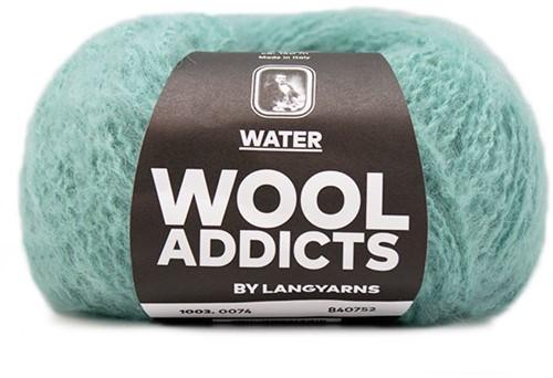 Wooladdicts Mallow Mood Jacke Strickpaket 9 S/M