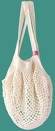 Joly Bag Häkelpaket 1 Crème