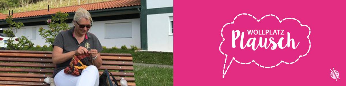 Wollplatzplausch mit Anja von strickmade_by_anja