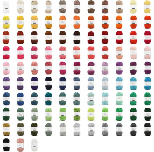 Yarn and Colors Must-have Alle Farben Paket