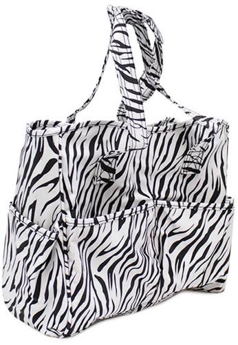 Hobbytasche Zebra
