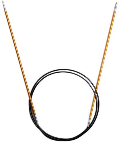 KnitPro Zing Rundstricknadeln 80cm 2,25mm
