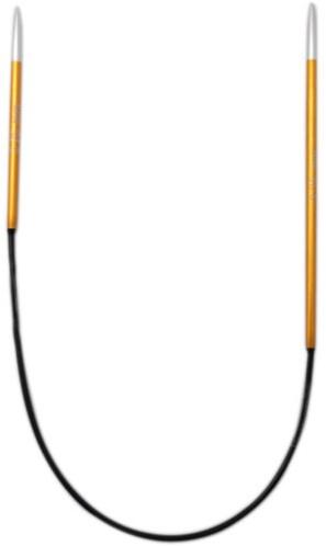 KnitPro Zing Socken Runstricknadel 25cm 2,5mm