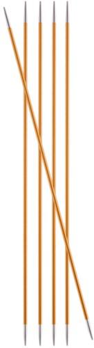 KnitPro Zing Strumpfstricknadeln 20cm 2,25mm