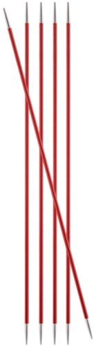 KnitPro Zing Strumpfstricknadeln 20cm 2,5mm