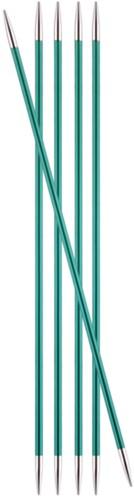 KnitPro Zing Strumpfstricknadeln 20cm 3,25mm