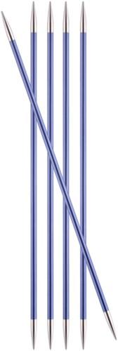 KnitPro Zing Strumpfstricknadeln 20cm 4,5mm