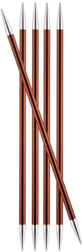 KnitPro Zing Strumpfstricknadeln 20cm 5,5mm